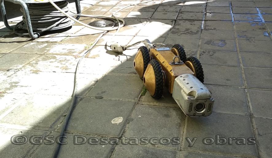 inspeccion cámara CCTV