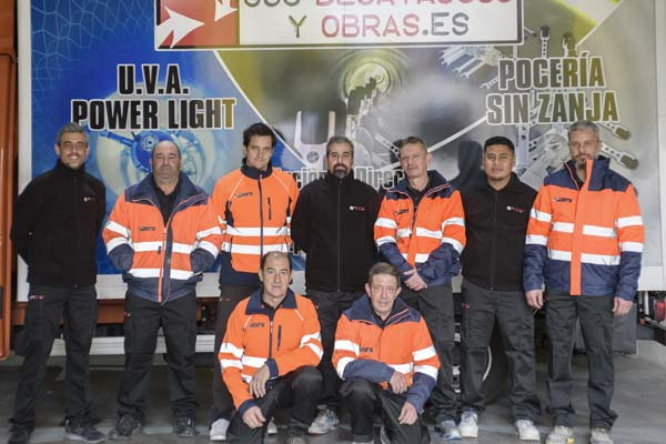 Equipo GSC